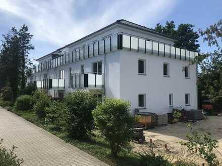 Große Erdgeschosswohnung im gefragten Stadtteil Bürgerfelde - Neubau!