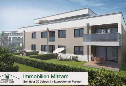Wohncarré SULZPARK 2.0: Neubau 2-Zimmer-Erdgeschoss-Whg. in Traumlage von Beilngries /provisionsfrei