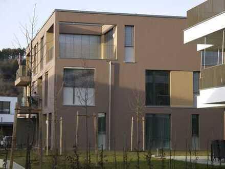 Dreizimmer Penthouse-Wohnung, Neubau in Thalfingen