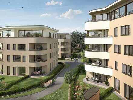 Zeitgemäß Leben! Penthaus-Wohnung mit durchdachtem Wohnkomfort + 2 Dachterrassen in schöner Umgebung