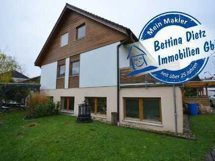 DIETZ: 3-Zimmer-Souterrainwohnung in Groß-Umstadt Raibach!