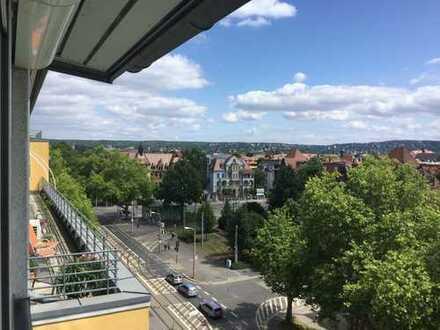 kleine schicke 2-Zimmer-Wohnung in Altstadtnähe mit ca. 3 % Rendite