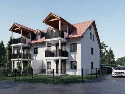 Eigentumswohnung in absolut ruhiger und sonniger Ortsrandlage Nähe Berg