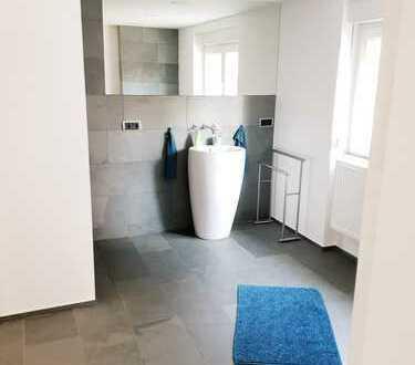 Moderne Wohnung, exklusive Ausstattung, ruhige Lage