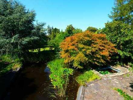 Stadtpark: 20m² Terrasse, 5 Zimmer, Parkett & unverbaubarer Blick ins Grüne!