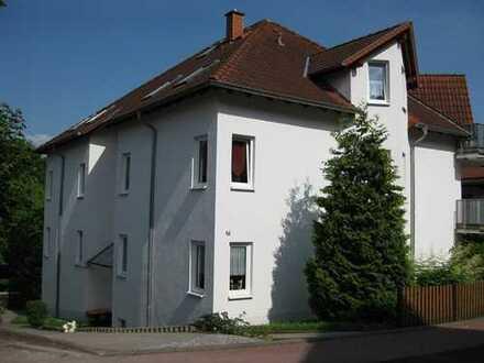 Großzügige 2-Raum-Dachgeschosswohnung mit Balkon