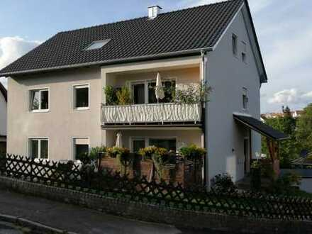 Freundliche, gepflegte 3-Zimmer-DG-Wohnung zur Miete in Sulzbach-Rosenberg