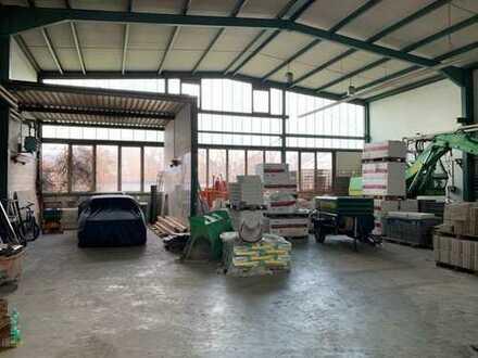 Mhm.-Sandhofen - Vielseitig nutzbare Gewerbehalle mit Büro und Sozialräumen in bester Lage