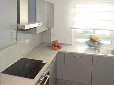 Exklusive 3-Zimmer-Wohnung mit Balkon und Einbauküche in Offenbach am Main