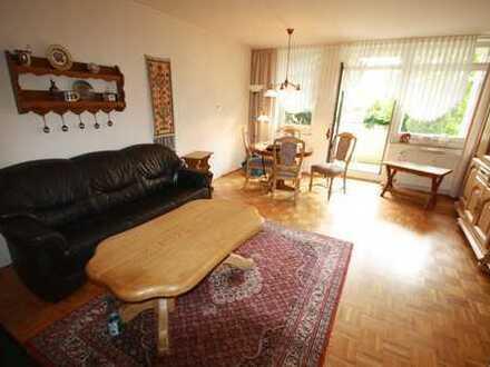 Zweizimmer-Wohnung mit Balkon und Aufzug - Ausschließlich Senioren ab 60 Jahren!