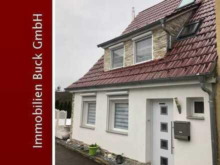 Kleines Schmuckstück - Renovierte Doppelhaushälfte in Gosbach zum Kauf!