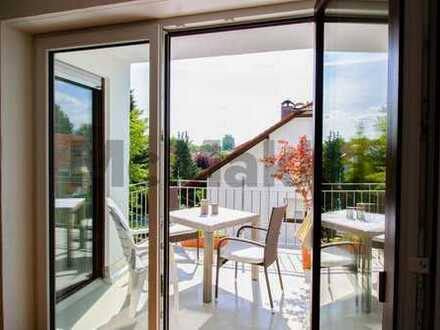 Ihr neues Zuhause in beliebter Wohnlage: Gepflegte 3-Zi.-ETW mit 2 Balkonen und moderner Ausstattung