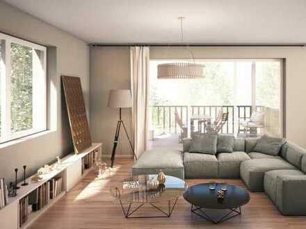 Einmalige Gelegenheit! 3-Zimmer mit eigener grüner Oase in der Weststadt