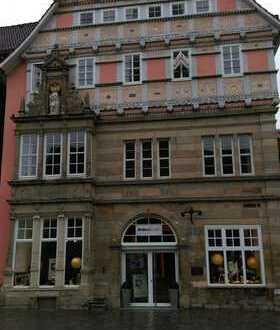 Büroräume im historischen Dempterhaus