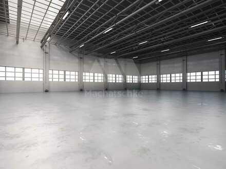 Multifunktionales Solitärobjekt für Lager, Produktion und Logistik mit Freifläche - (Beispielfoto)