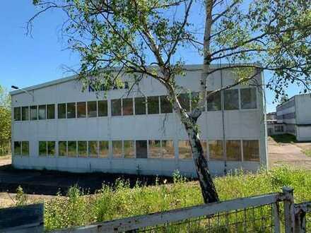 Halle im Zentrum von Eisenach