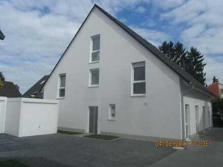 Doppelhaushälfte mit Garage und Garten 142 qm * NEUBAU * in Dortmund Wickede zur VERMIETUNG ab Ju...