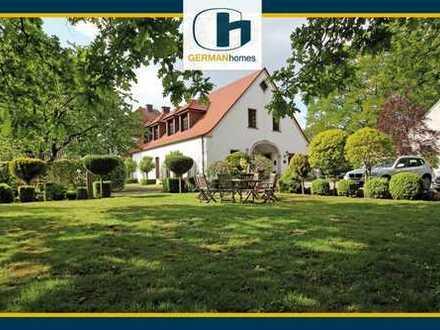PROVISIONSFREI für Käufer – Herrschaftliches Anwesen auf parkähnlicher Anlage in Hörstel