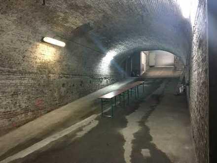 Einzigartiger historischer Brauereikeller