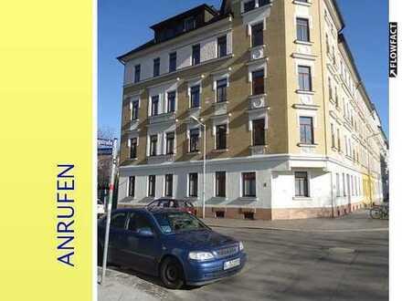 4- Raum- Wohnung mit Gartenzugang in Lindenau