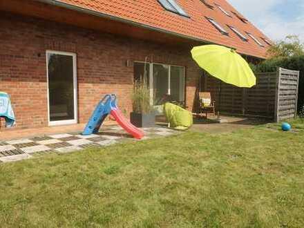 Großzügige 4-Zimmer- Eigentumswohnung mit Garten