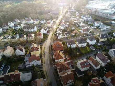 DIE! Möglichkeit für 2 Wohnungen, auf einen Schlag! in direkter Nähe zum Stadtwald o. Porsche