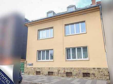 Anleger & Eigennutzer: Tolles 9 Zi-Haus mit Garten in Brühl. 3 Ebenen, viele historische Details.