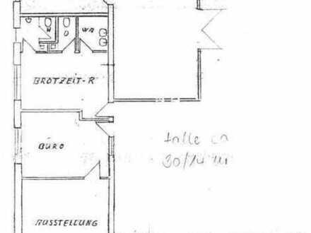 12_ZIB3540 Gewerbehalle mit Büro und großem Grundstück / Beratzhausen