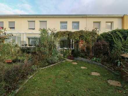 Für Paare oder Familien: Schönes RMH mit Garten und Terrasse in attraktiver Lage von Hamburg