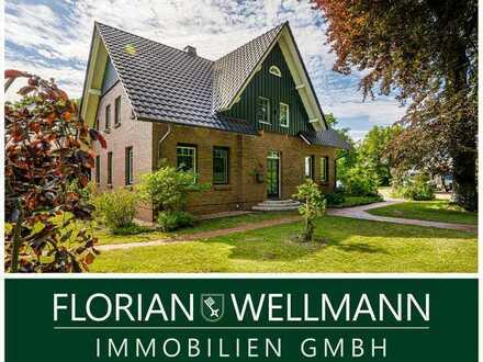 Nordholz - Spieka | Exklusives Einfamilienhaus auf großem Anwesen