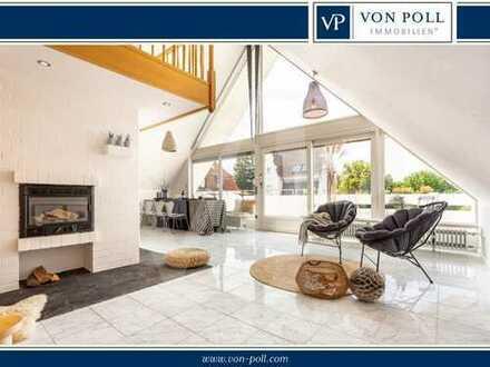 Modernisierte Dachterrassenwohnung - sofort bezugsfertig