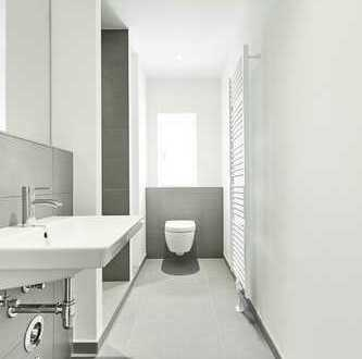 Umfassend modernisiert mit Einbauküche, Duschbad und Parkett