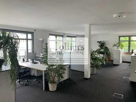 Provisionsfrei: Büroflächen mit Dachterrasse im Büro- und Medienpark!