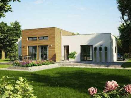Moderner Bungalow mit Keller in bester Villenlage von Kelkheim