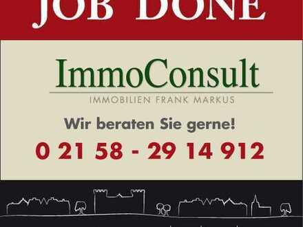 JOB DONE - GEMÜTLICHE 1-ZIMMER-WOHNUNG IN RUHIGER, ZENTRALER LAGE VON GREFRATH ZU MIETEN!