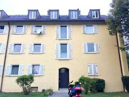 Ansprechende 3-Zimmer - Wohnung mit Entwicklungspotential in aufstrebender Lage in Sendling