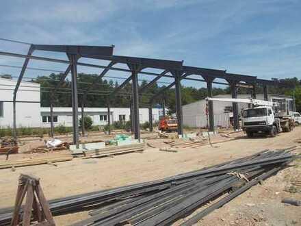Lager-/Produktionshallenflächen in Aschaffenburg-Obernau