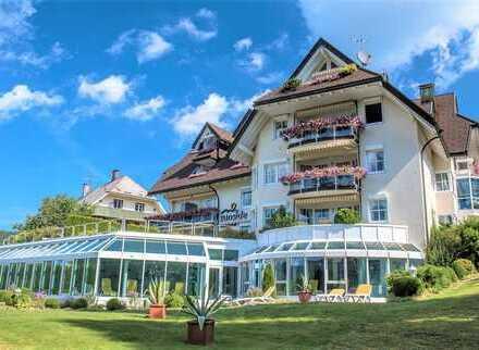 Neuwertige 3-Zimmer-Wohnung mit Balkon und Einbauküche in Schluchsee