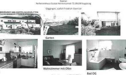 REH, Schönes Haus mit fünf Zimmern in Augsburg, Göggingen
