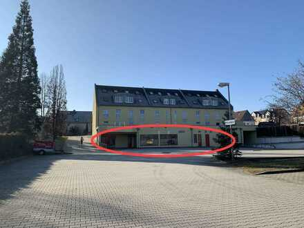 barrierefreie Einzelhandels- oder Lagerfläche mit 964qm / 50 Stellplätze / eigene Rampe