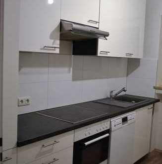 sanierte 2-Zimmer-Wohnung mit Balkon und Einbauküche in Augsburg-Hochzoll
