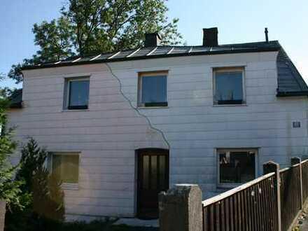 Handwerkerhaus in Randlage mit großem Grundstück