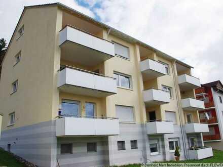 Schöne 3 Zimmer Wohnung in Aussichtslage