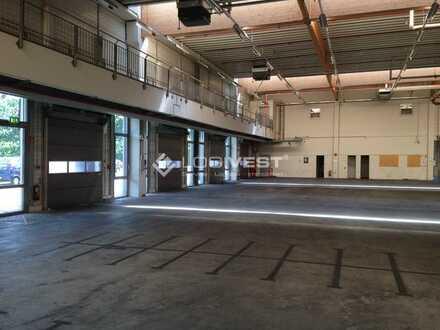 Lagerhallen mit Bürogebäude und Freiflächen in Stuhr / Bremen