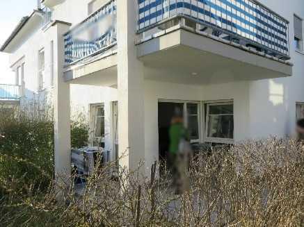 1- Zimmer Erdgeschosswohnung mit Terrasse