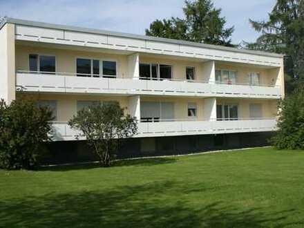 München Solln, Vorhoelzerstr., sonnige, 4-Zimmer-Wohnung, ca. 104 m² Whnfl.,Hochparterre, Balkon, TG
