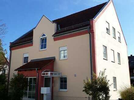 Schöne 2-Zi-Wohnung mit Süd-Balkon in Eching!