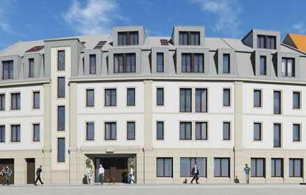 Hochwertige Luxuswohnung in Innenstadt mit Blick auf Schloss Johannisburg