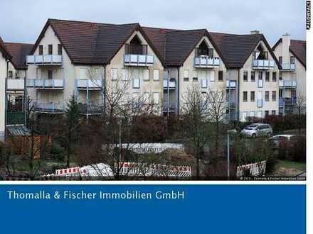 Großzügige 3 Zi. DG-Wohnung (ca. 90 m² Wohn-/Nutzfläche) zu vermieten!