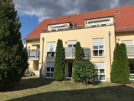 Hübsche 2-Zi-Wohnung mit kl. Terrasse u. Fußbodenheizung! EBK vom Vormieter möglich! TG o. Stellpl.!